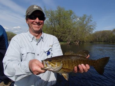 Penobscot River Bass