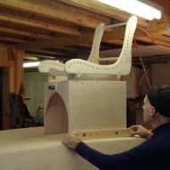 Drift Boat Construction